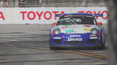 Motor Sports LBGP 2011 series racing - 1080p - 92 - stock footage