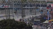 Long Beach Grand Prix 2011 series racing - 1080p - 83 Stock Footage