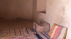 Kasbah Amerdil (interior), Skoura Stock Footage