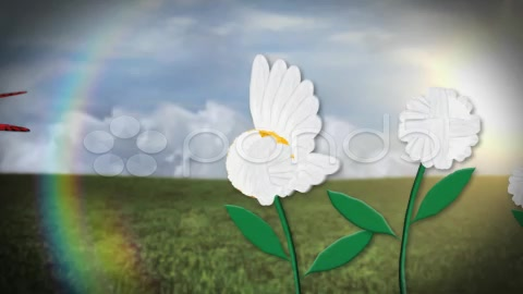 After Effects Project - Pond5 Summer Time Flowers 3440669