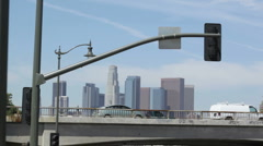 Downtown LA 11 HD - stock footage