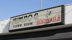 Jumbos Clown Room 01 HD Stock Footage