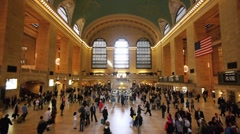 Grand Central NYC 1080i 60i - stock footage