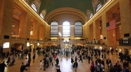 Grand Central NYC 1080i 60i Stock Footage