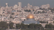Stock Video Footage of Old Jerusalem  4