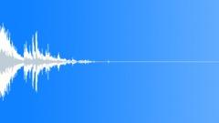 Impact,Metal,Stove,Flat Debris Sound Effect