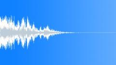 Impact,Metal,Stove,Messy Debris 1 - sound effect