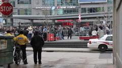 Marijuana Protest Toronto 2011 - 8 Stock Footage
