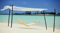 Tropical Relaxation Escape - stock footage