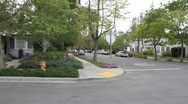 Stock Video Footage of Palo Alto Community near Facebook