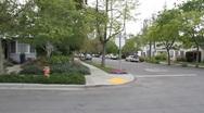 Stock Video Footage of Palo Alto Community near Facebook