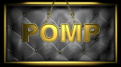Pomp  Stock Footage