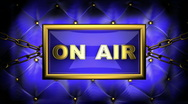 On air  Stock Footage