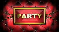 Stock Video Footage of party
