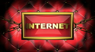 Stock Video Footage of internet