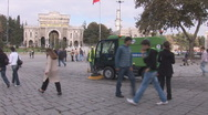 Stock Video Footage of istanbul car cleaner 2