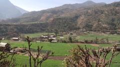 Nepal: Rural Community Stock Footage