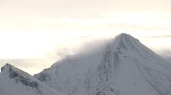 Ischgl Ski Area - stock footage