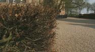 Doorwerth medieval castle 02 Stock Footage