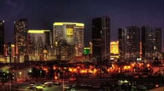 Las Vegas - 4K RE Stock Footage