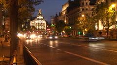 metropolis 1 - stock footage