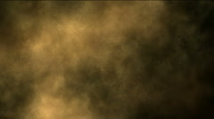 Sandstorm and smoke at night.abstract,backgrounds,animation, - stock footage