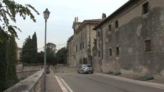 Stock Video Footage of Italy Veneto Custoza palace