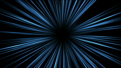 Fast speed lines flight tunnel space,rapid extreme hole,ray light laser. Stock Footage
