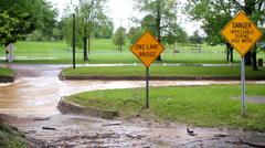 Flood Stock Footage