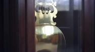 Clock Pendulum Stock Footage