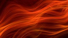 red orange thready seamless looping bg d4511B L - stock footage