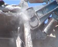 House Destruction 1 Stock Footage