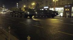 Military-parade-10 Stock Footage