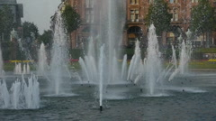 Wild Fountain - stock footage