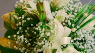 Bouquet Stock Footage
