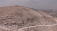 Judean Desert Stock Footage