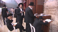 Stock Video Footage of Kotel Synagogue