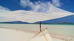 Relaxation on a Paradise Island Stock Footage