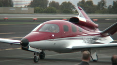 Cirrus Vision SF50 Stock Footage