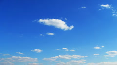 Seamless Loop Clouds Stock Footage