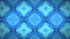 Abstact Water Kaleydoskope Stock Footage