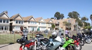Stock Video Footage of Dolly through Capitola California