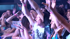 DancePartyRavers Stock Footage