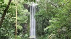 Stock Video Footage of Powerful waterfall