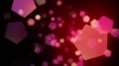 Glitter Particles 1 Stock Footage