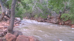 Virgin River Stock Footage