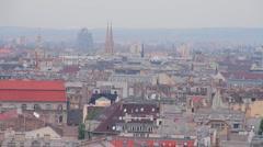European Rooftops 02 Stock Footage