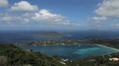 St. Thomas Magens Bay Stock Footage