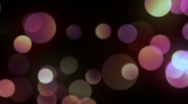 Stock Video Footage of Blurred Lights 2