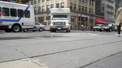 New York Time Lapse 25. Stock Footage